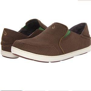 Olukai Nohea Mesh Slip On Shoes